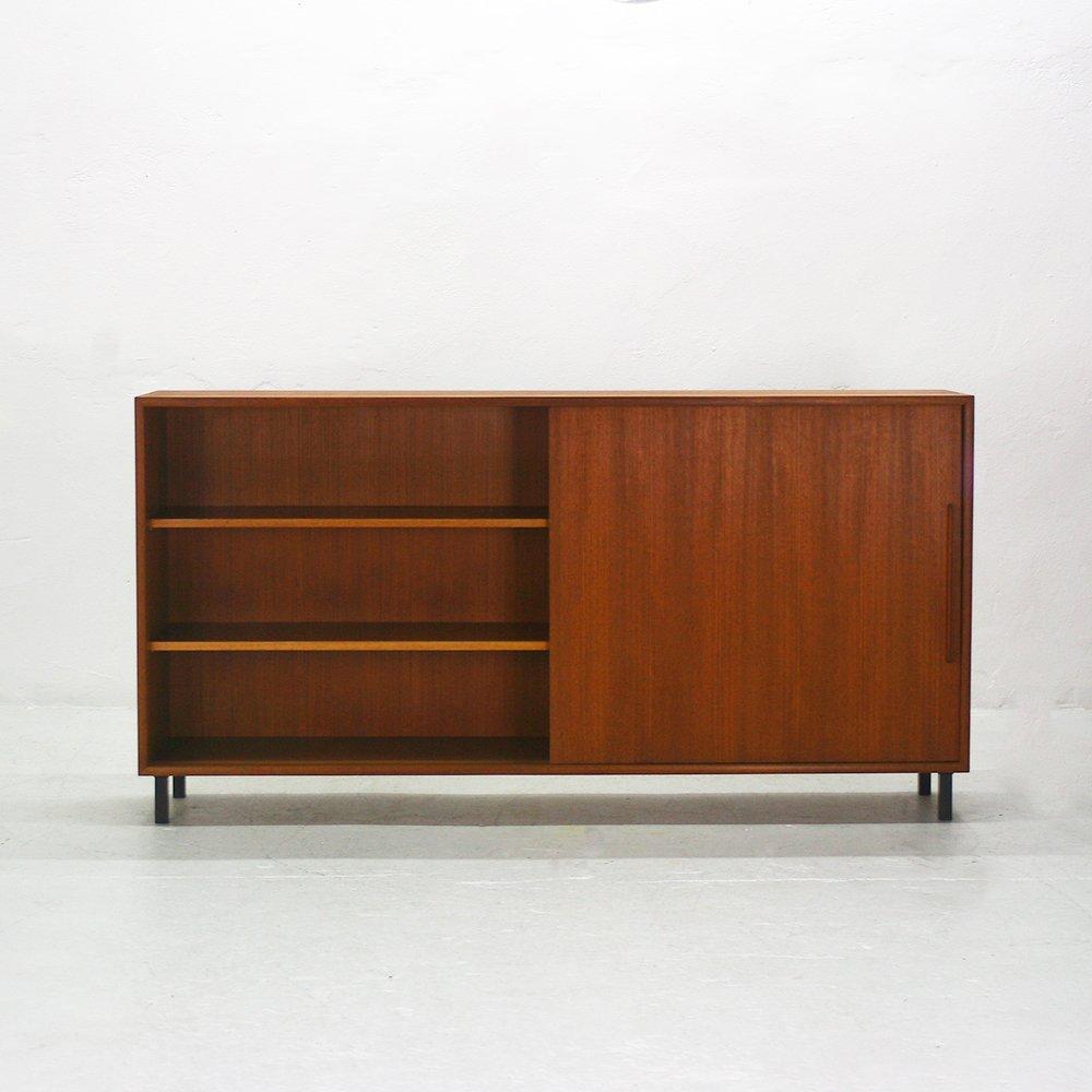 Teak sideboard mit regalen von wk 1960er bei pamono kaufen for Sideboard 80er jahre