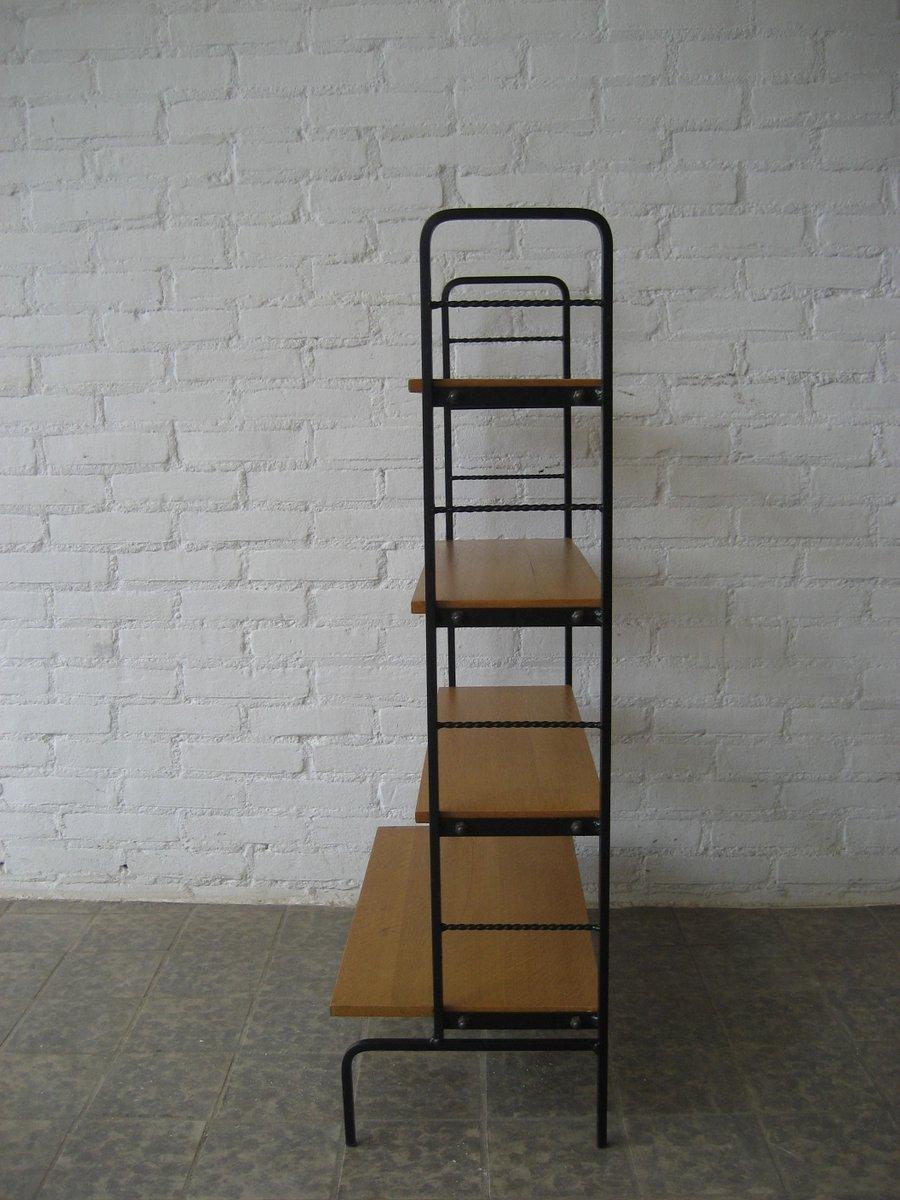 tag res avec planches en bois 1970s en vente sur pamono. Black Bedroom Furniture Sets. Home Design Ideas