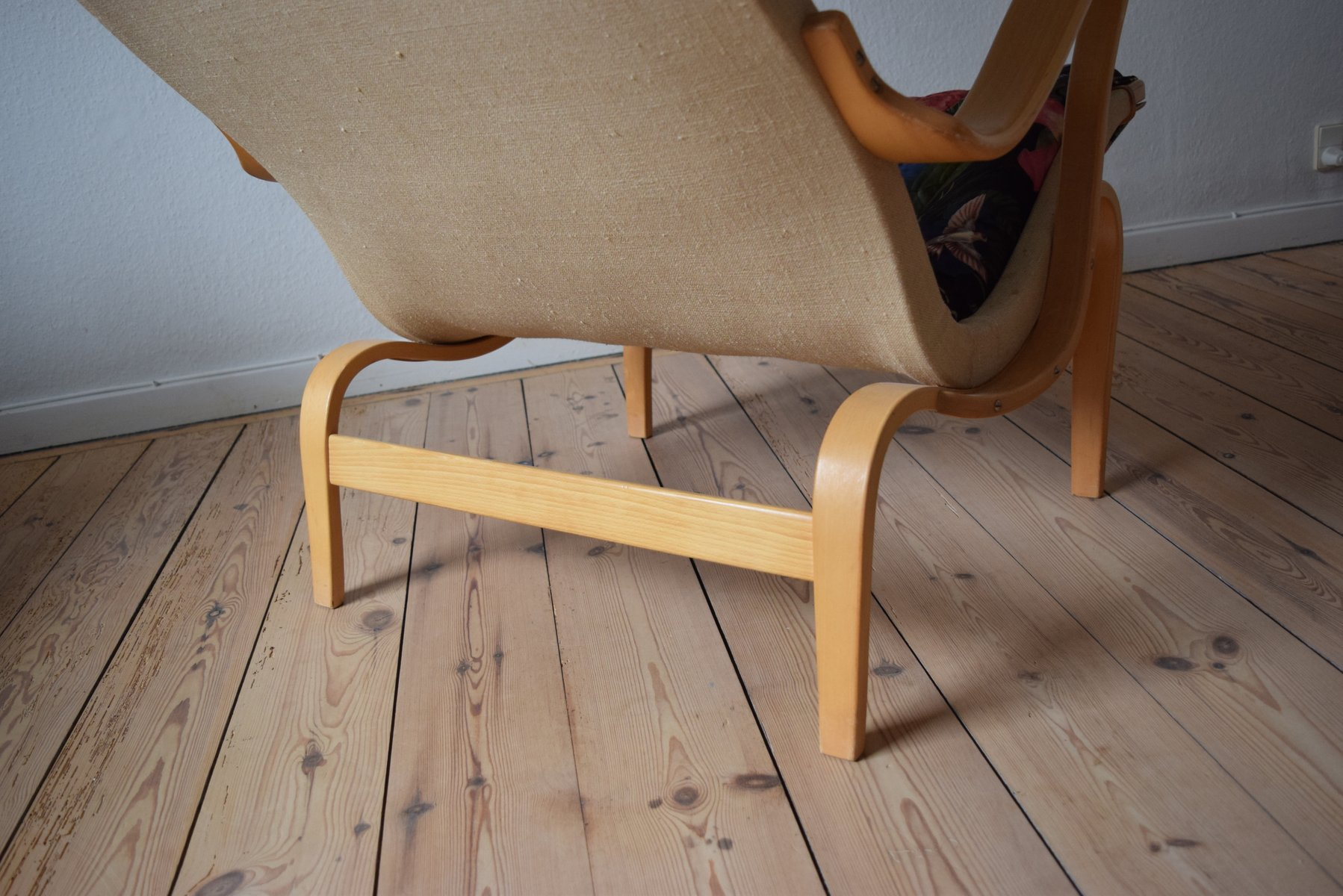 Mid Century Pernilla Chair by Bruno Mathsson for Dux for sale at