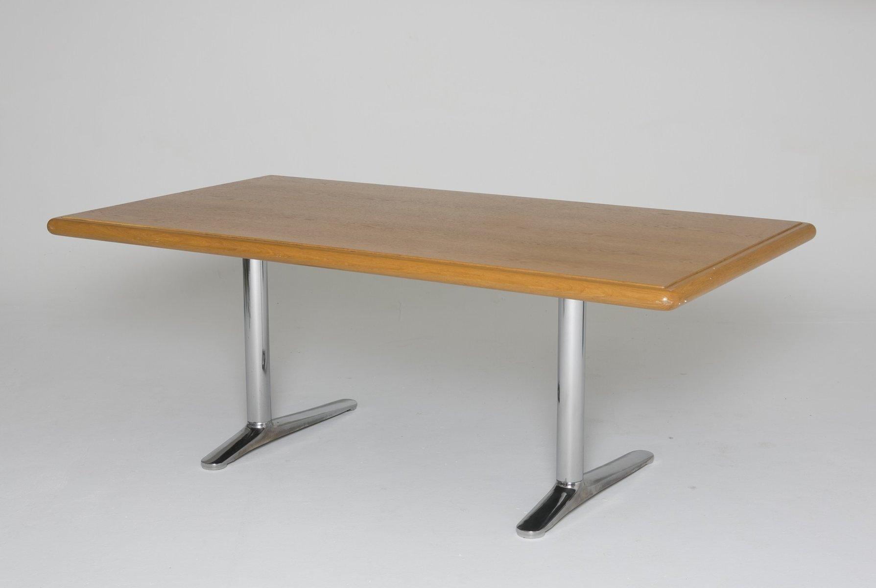 warren platner furniture. vintage desk by warren platner for knoll furniture