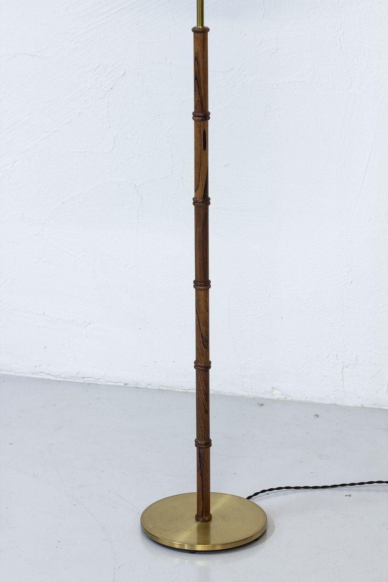 Swedish floor lamp from falkenbergs belysning 1950s for for 1950 floor lamp