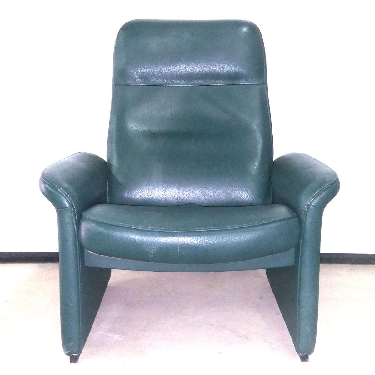Gr ner vintage ds 50 sessel von de sede bei pamono kaufen for Sessel auf englisch