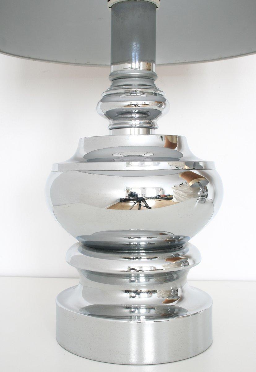 Vintage tischlampen von hustadt leuchten 2er set bei for Tischlampen vintage