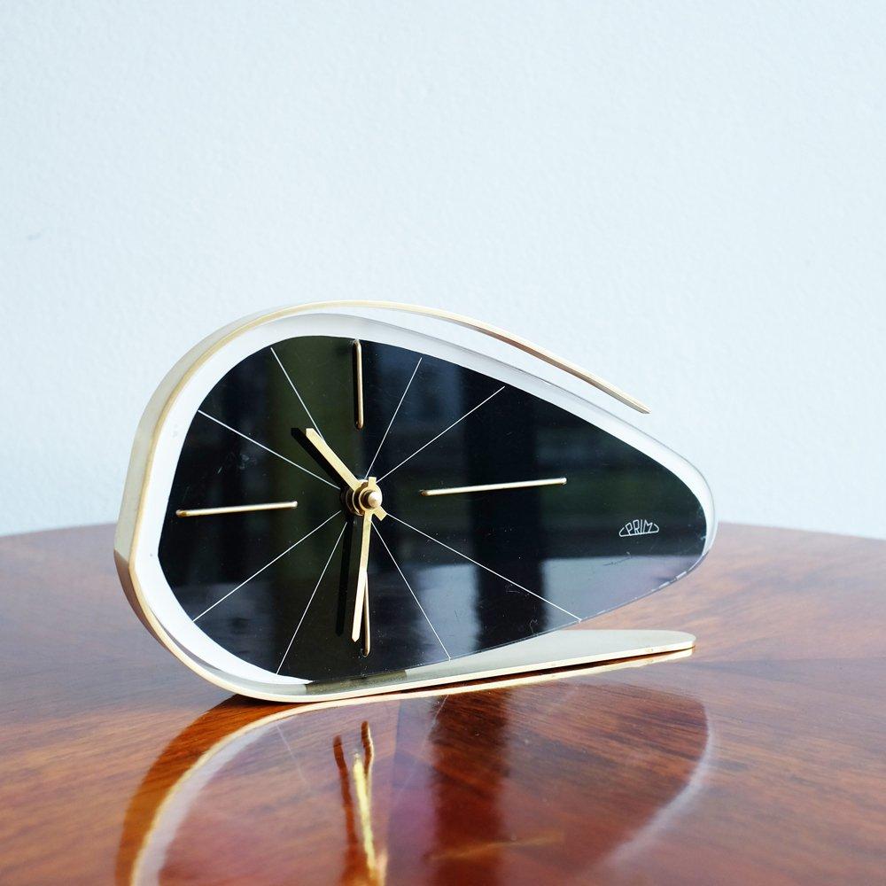 uhr von prim 1960er bei pamono kaufen. Black Bedroom Furniture Sets. Home Design Ideas