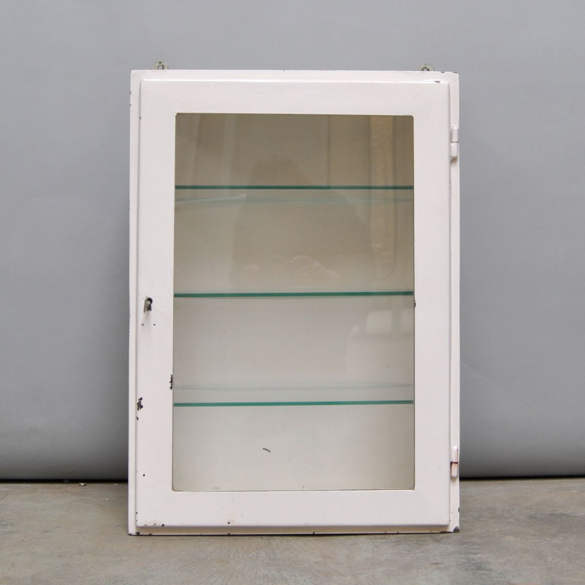 Petit meuble de rangement medical suspendu 1960s en vente for Petit meuble suspendu