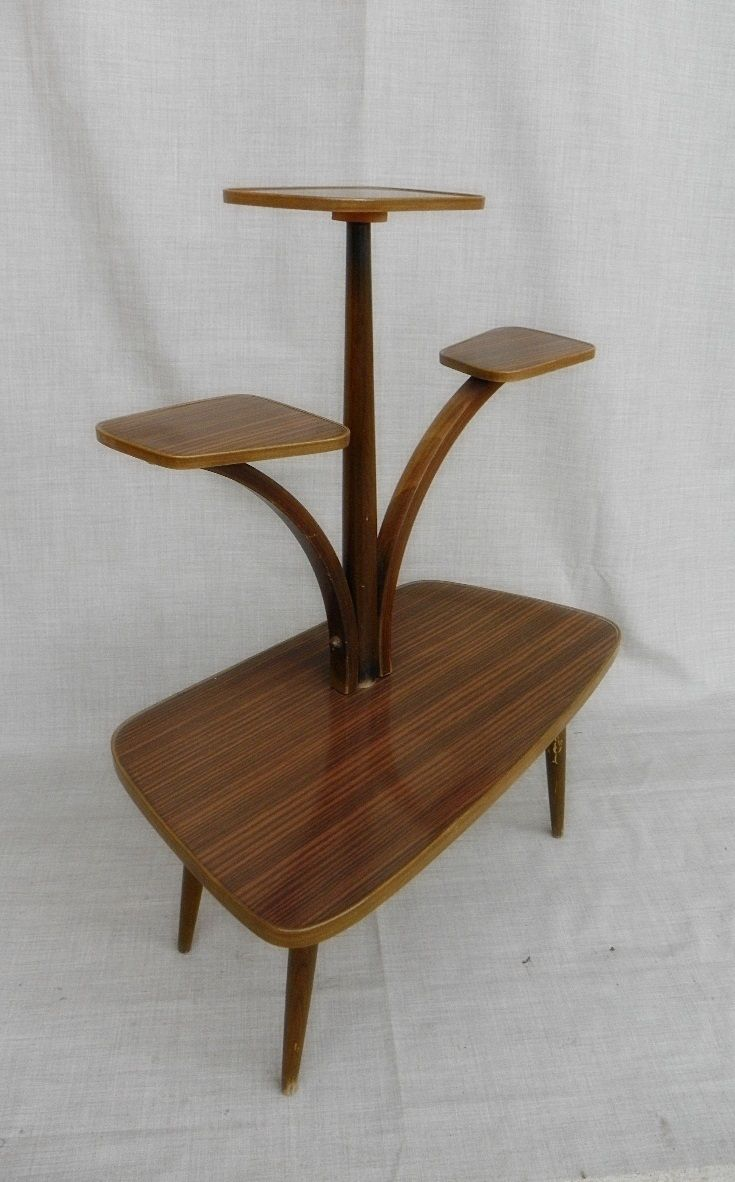 Vintage Plant Stand 1960s For Sale At Pamono