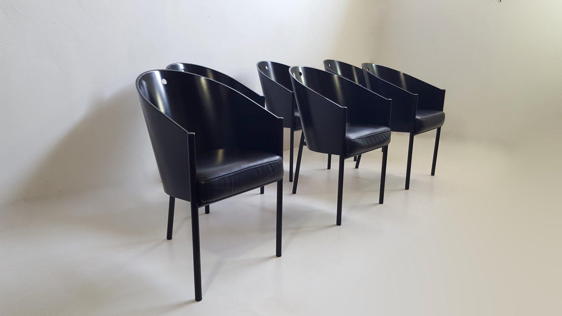 Chaise Costes Par Philippe Starck Pour Driade 1980s En