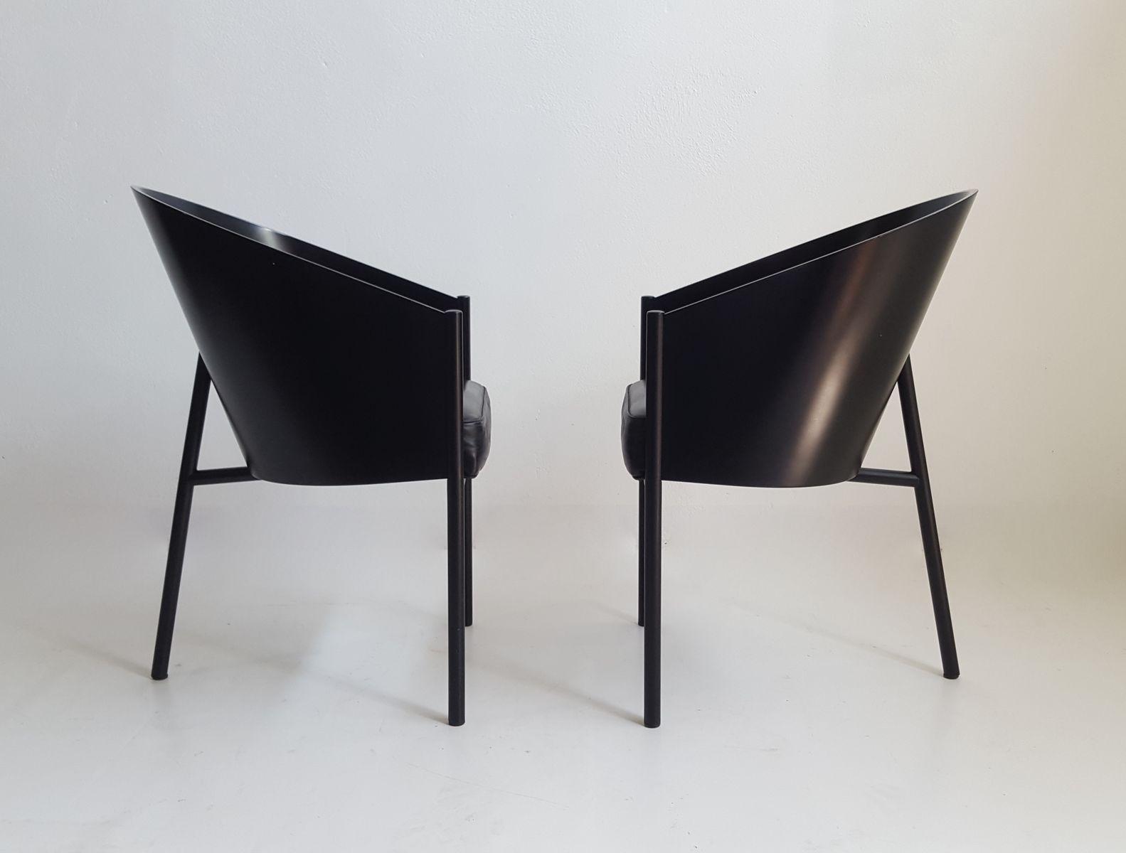 chaise costes par philippe starck pour driade 1980s en vente sur pamono. Black Bedroom Furniture Sets. Home Design Ideas