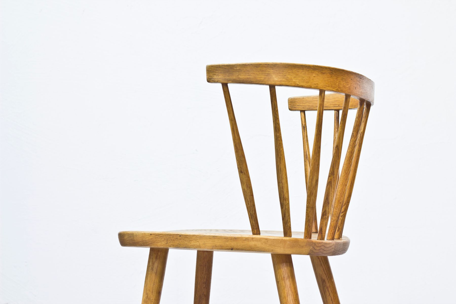 Bobino Stühle von Yngve Ekström für Stolab, 1950er, 6er Set bei Pamono kaufen