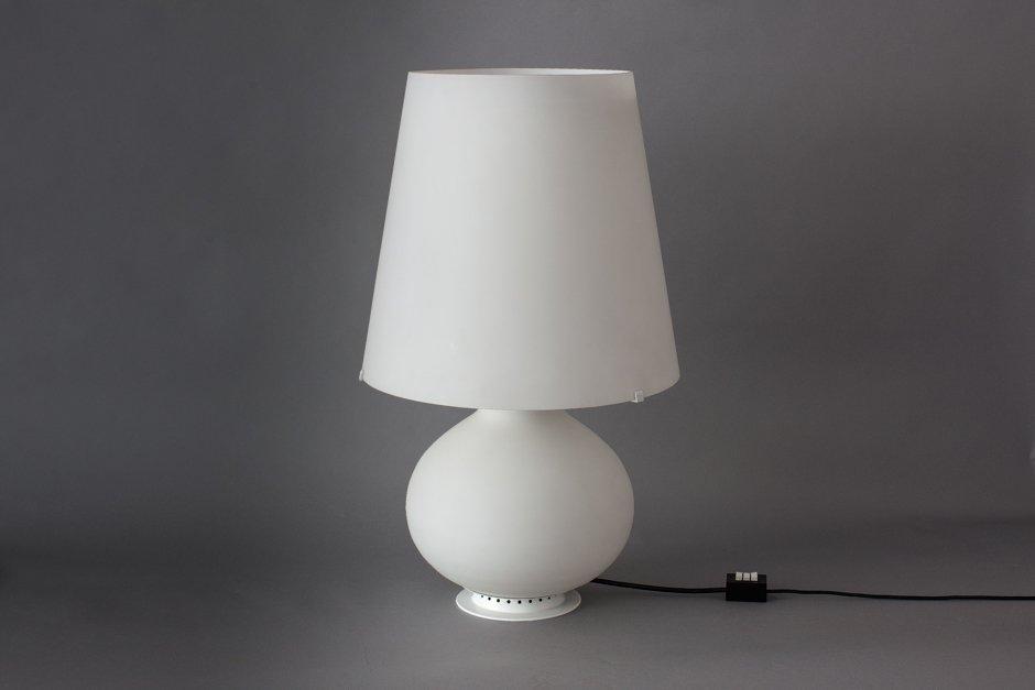Lampada da tavolo fontana 1853 di max ingrand per fontana - Lampade da tavolo anni 50 ...