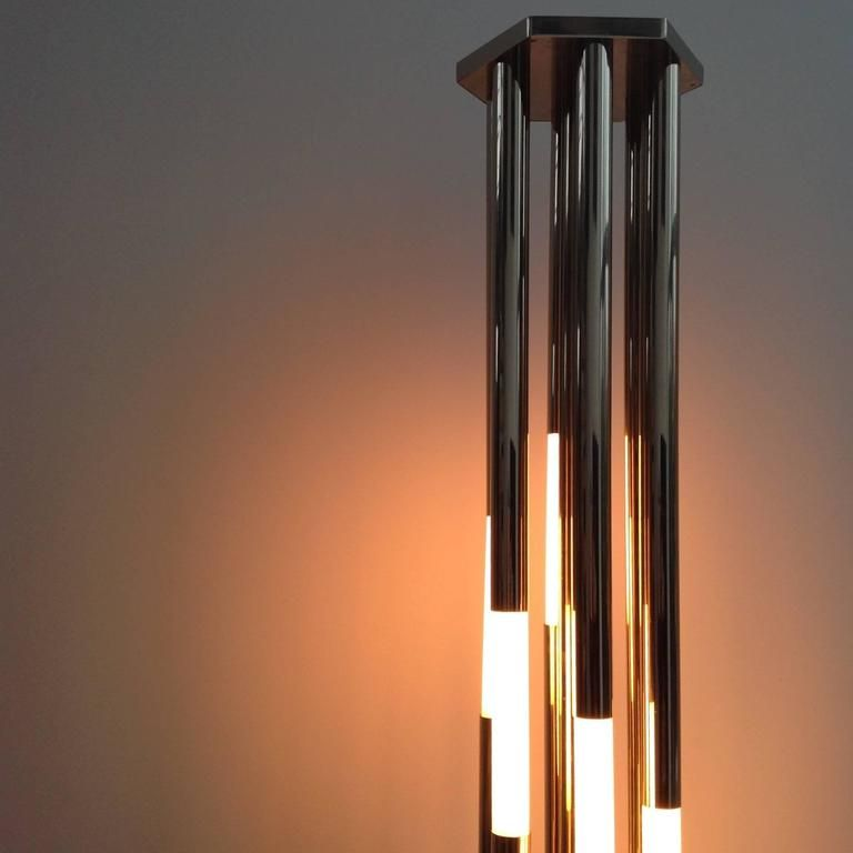Dimmable Floor Lamp, 1970s 10. $7,292.00. Price Per Piece