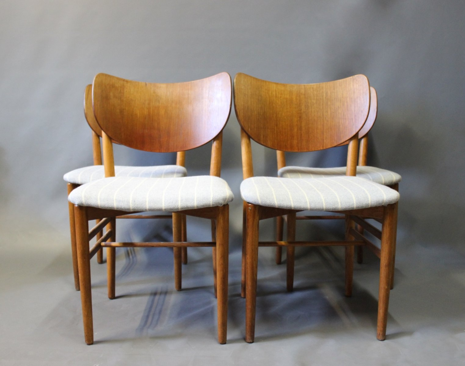 Dining Room Chairs by Nils & Eva Koppel, 1960s, Set of 4 for sale ...