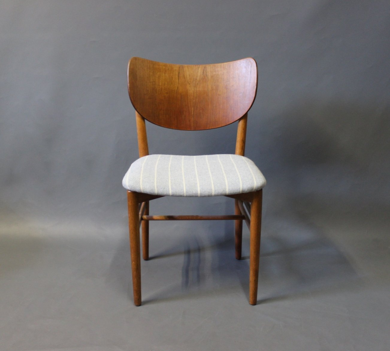 Dining room chairs by nils eva koppel 1960s set of 4 for M s dining room chairs