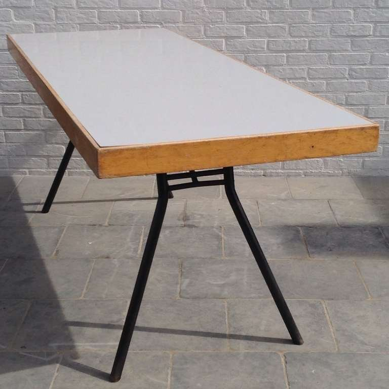 collapsible dining table 1958 for sale at pamono