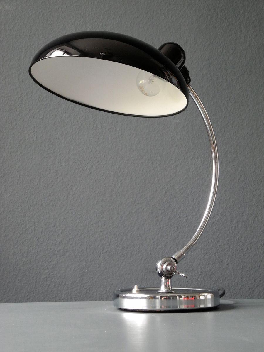 lampe de bureau model 6631 bauhaus vintage de kaiser idell en vente sur pamono. Black Bedroom Furniture Sets. Home Design Ideas