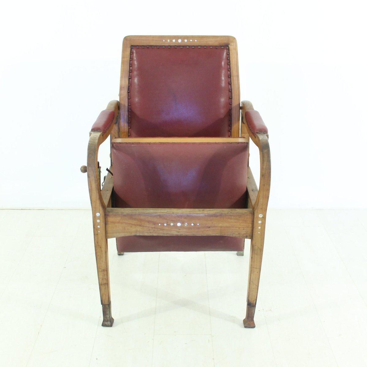 friseur stuhl 1920er bei pamono kaufen. Black Bedroom Furniture Sets. Home Design Ideas