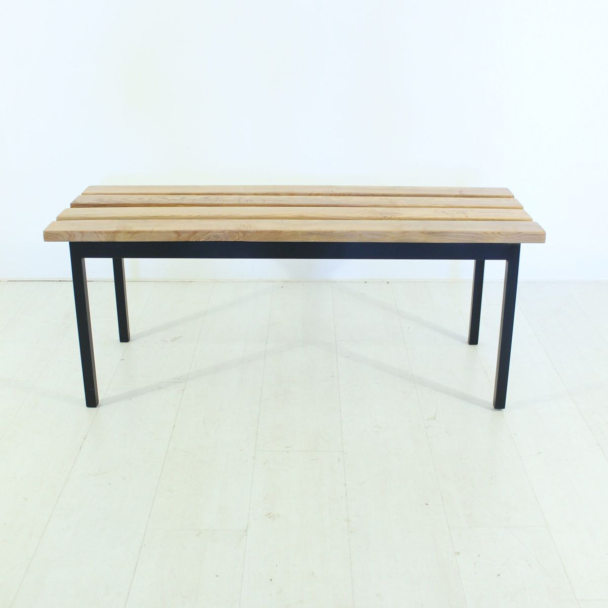 Small vintage oak bench for sale at pamono Oak bench