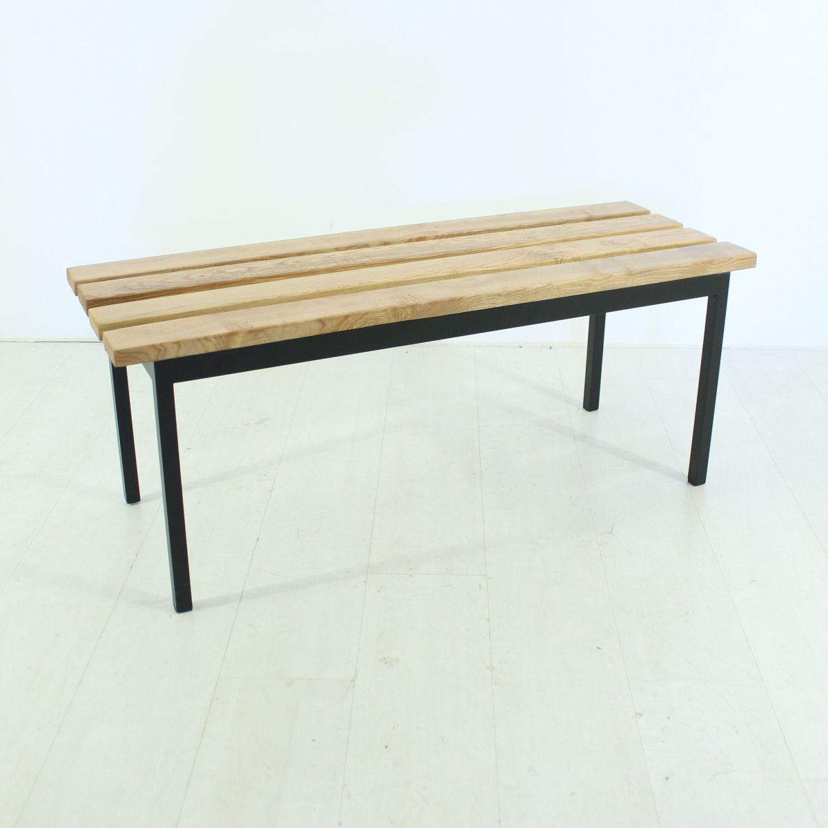 Small Vintage Oak Bench For Sale At Pamono