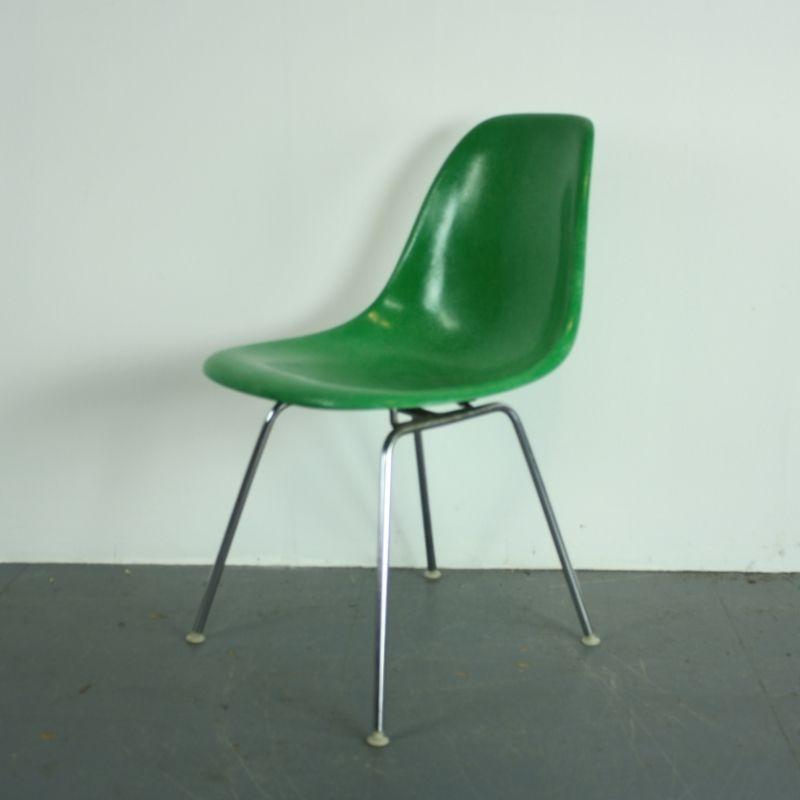 vintage dsx stuhl von charles ray eames f r herman miller bei pamono kaufen. Black Bedroom Furniture Sets. Home Design Ideas