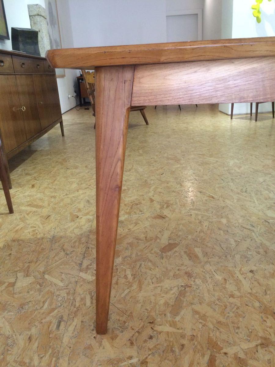 tisch von jos espinho f r olaio 1960er bei pamono kaufen. Black Bedroom Furniture Sets. Home Design Ideas