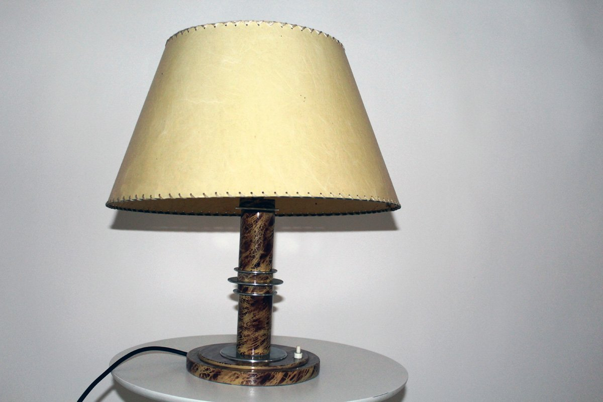 Art Deco Bauhaus Table Lamp 1930s For Sale At Pamono