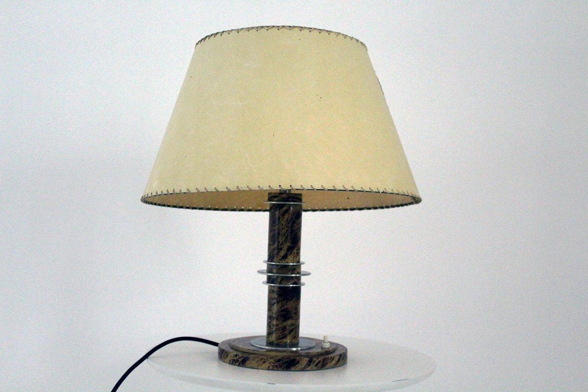 lampe de bureau bureau art d co 1930s en vente sur pamono. Black Bedroom Furniture Sets. Home Design Ideas