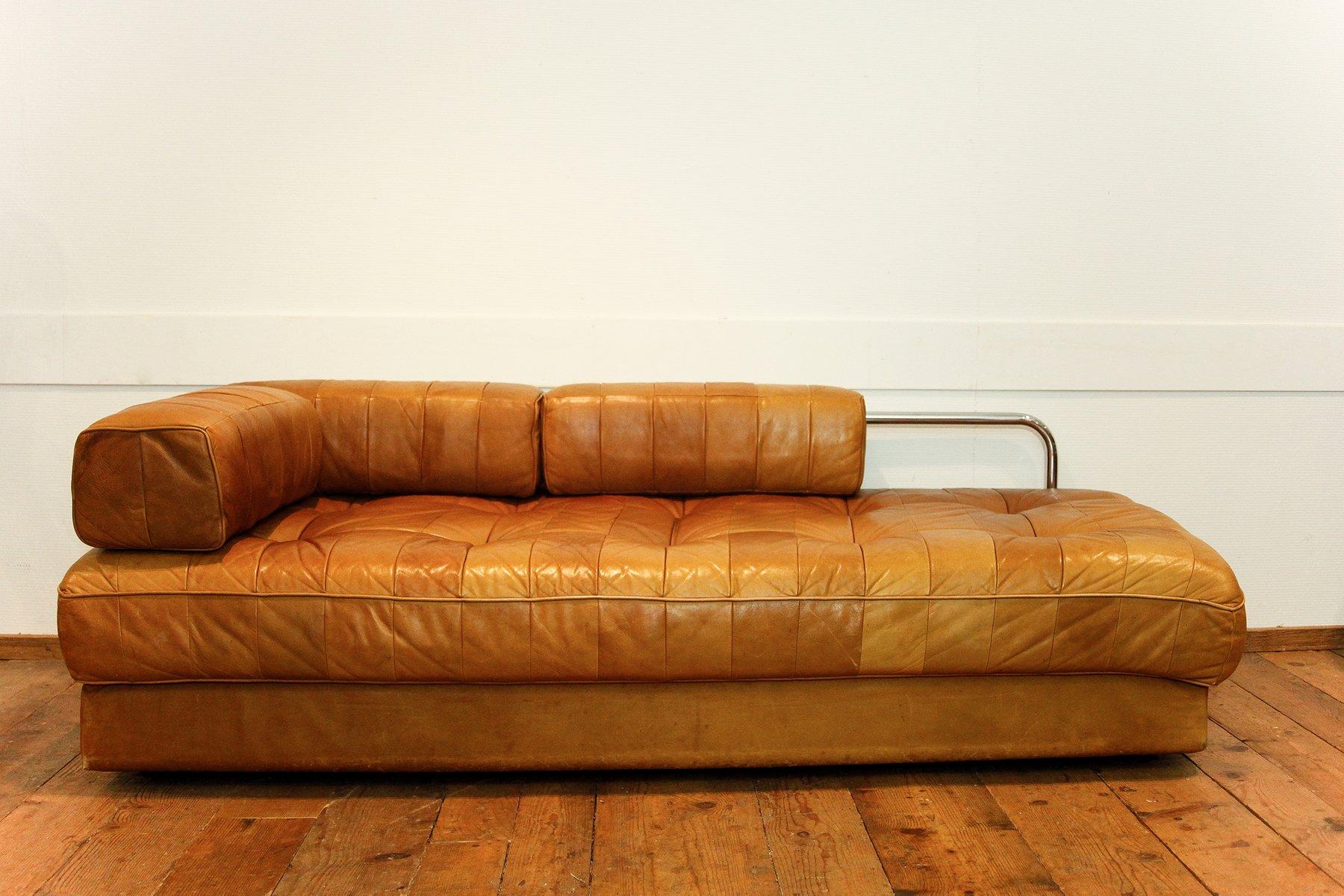 Divan patchwork ds80 de de sede 1970s en vente sur pamono for Vente de divan