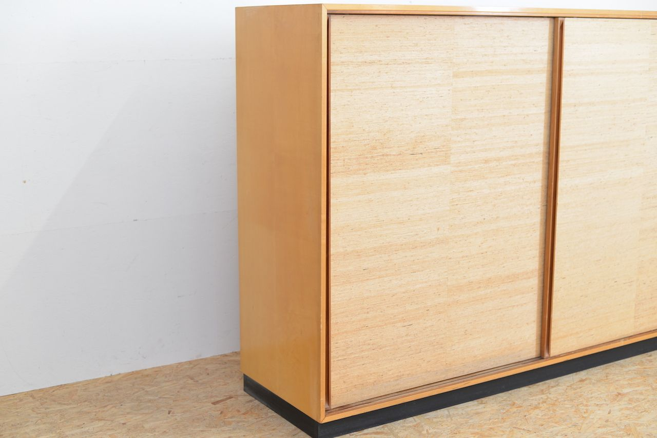 Mid century wardrobe with sliding doors by dieter for Sliding doors for sale