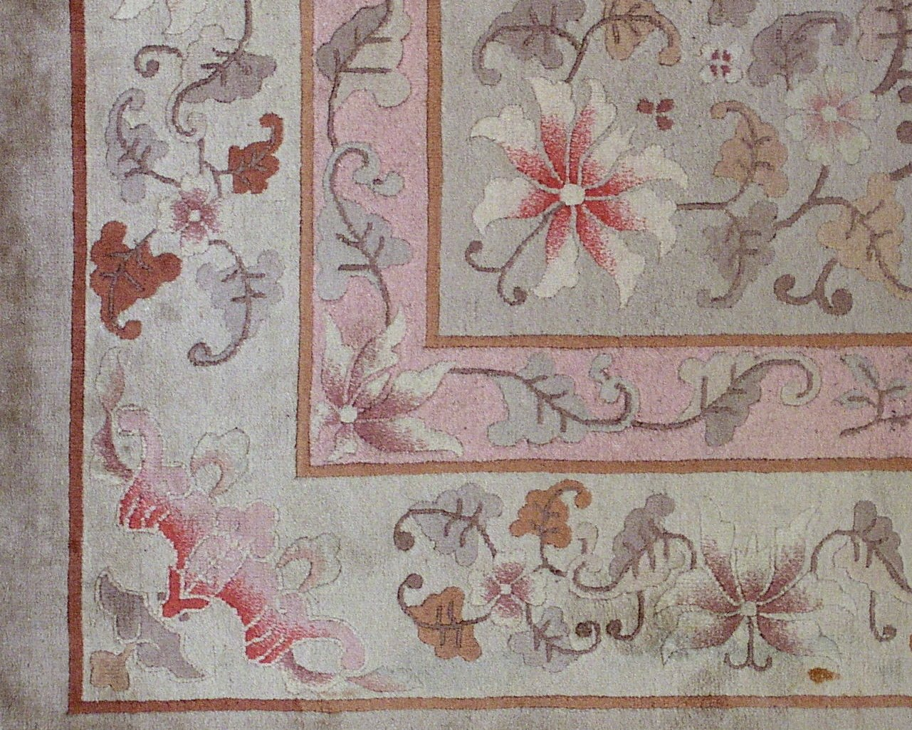 Handmade Chinese Art Deco Rug 1930s For Sale At Pamono
