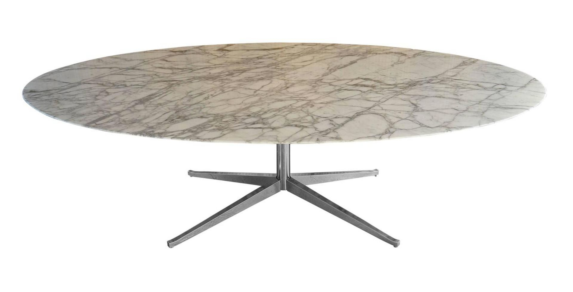 Table Knoll Ovale Occasion20170927052604 Tiawukcom : mid century white calacatta oval marble dining table from knoll 1 from tiawuk.com size 1920 x 980 png 930kB