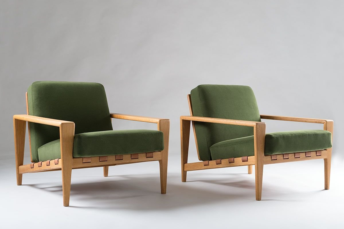 Scandinavian mid century bod lounge chair by svante skogh for sale at pamono - Scandinavian chair ...