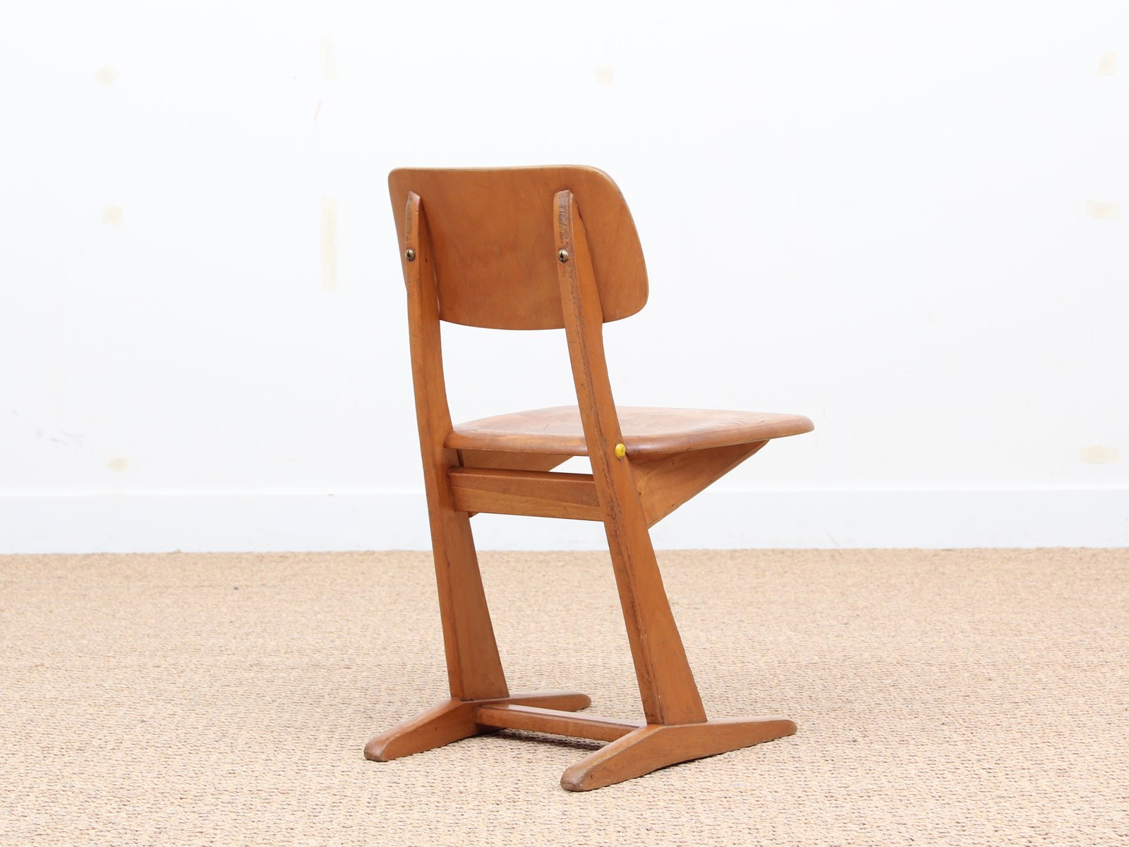 Mid Century German School Chair by Casala 1965 for sale at Pamono