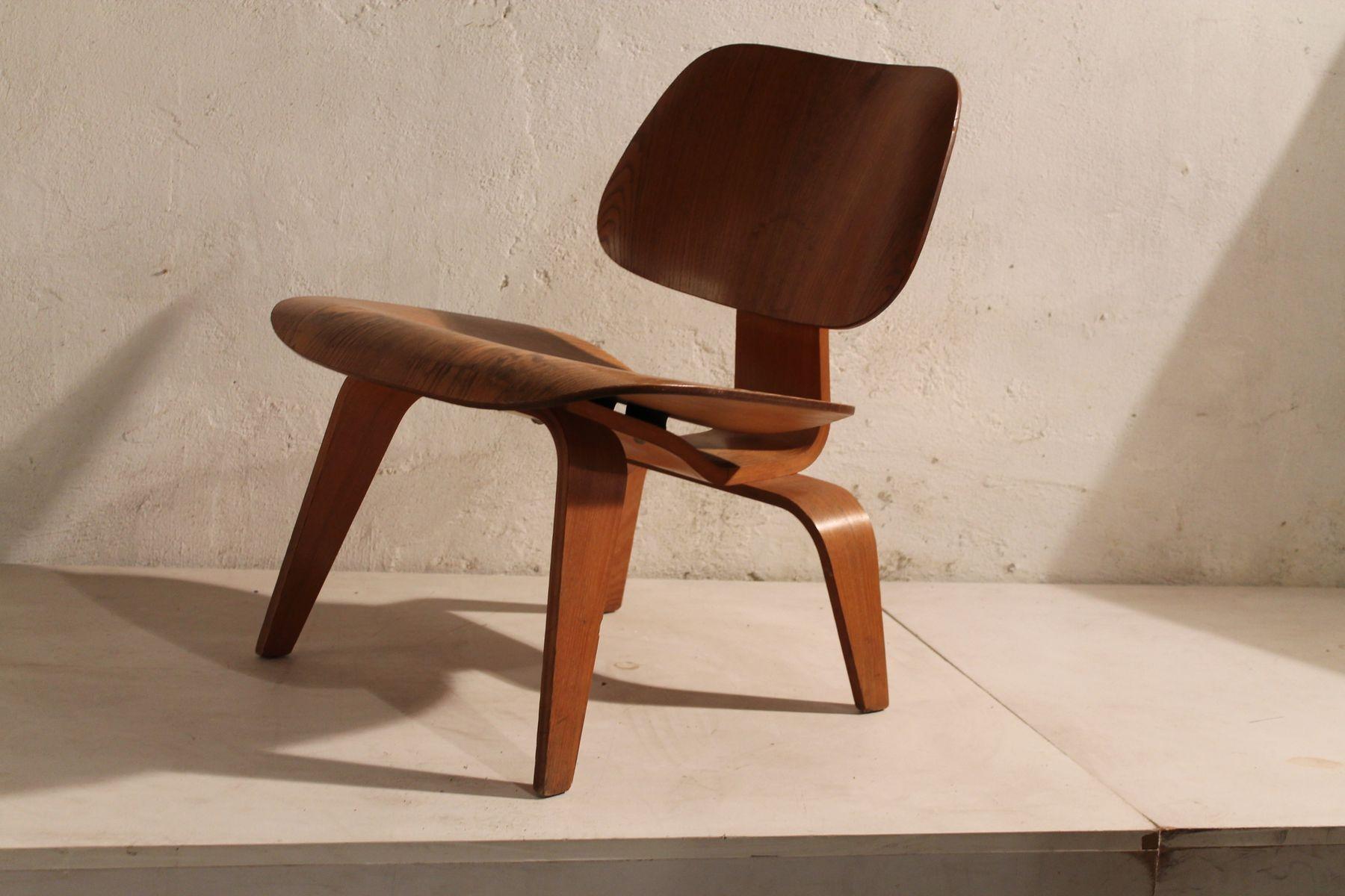 lcw stuhl von charles ray eames f r herman miller. Black Bedroom Furniture Sets. Home Design Ideas