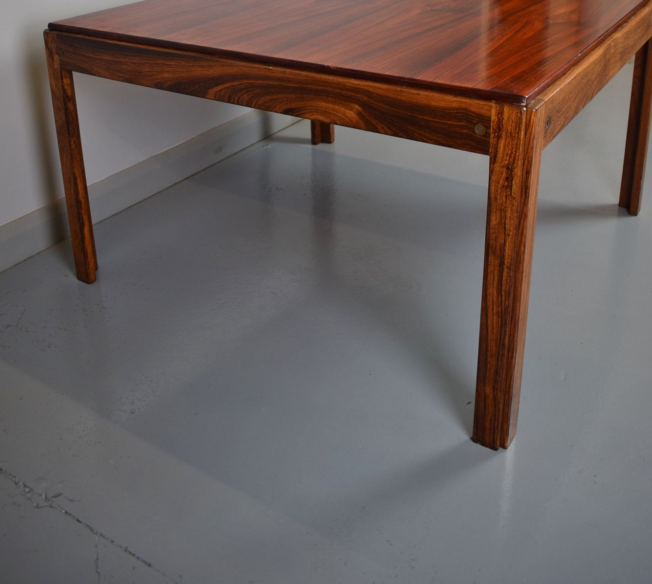 Danish Rosewood Coffee Table By Illum Wikkelso For Silkeborg 1960s 7 994 00 Price Per Piece