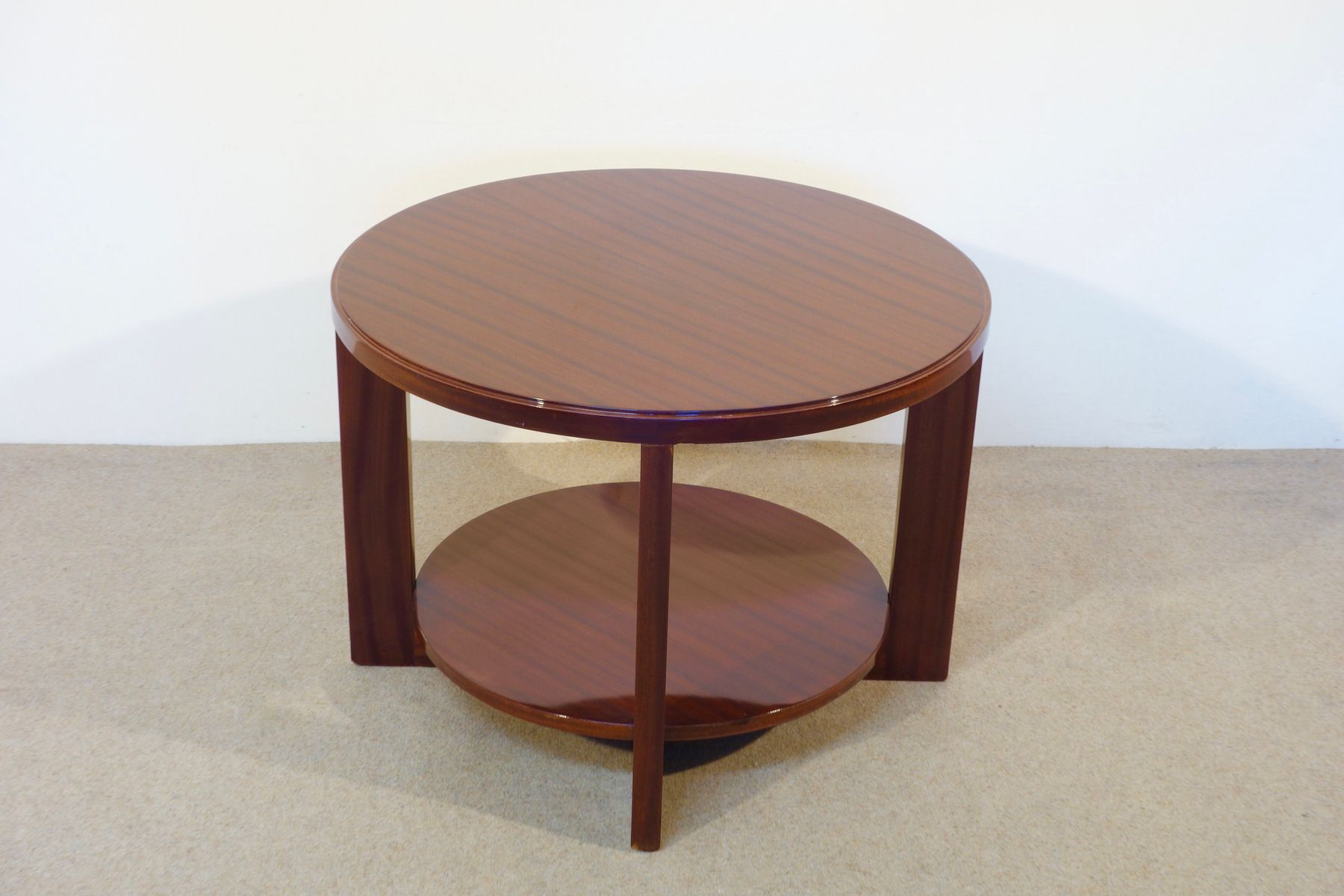 Art Deco Coffee Table For Sale At Pamono