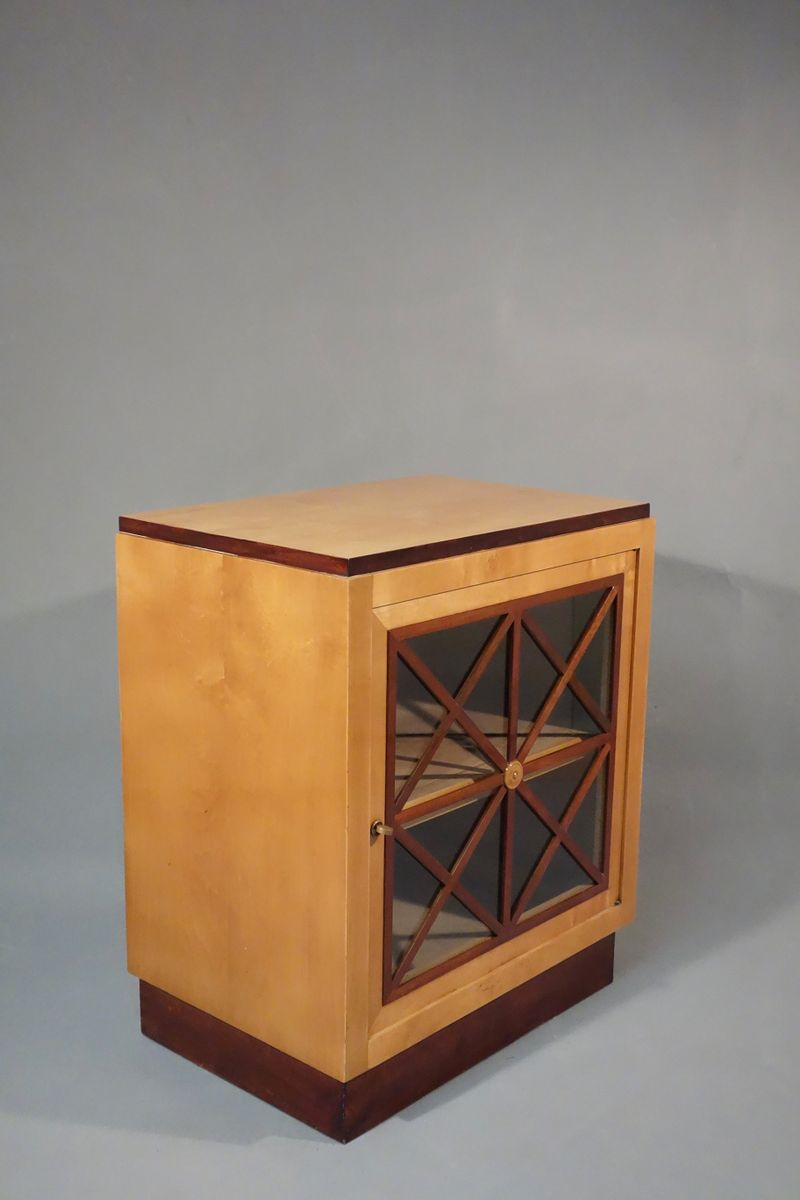 Art D Co Bar Cabinet From Gouff 1930s For Sale At Pamono