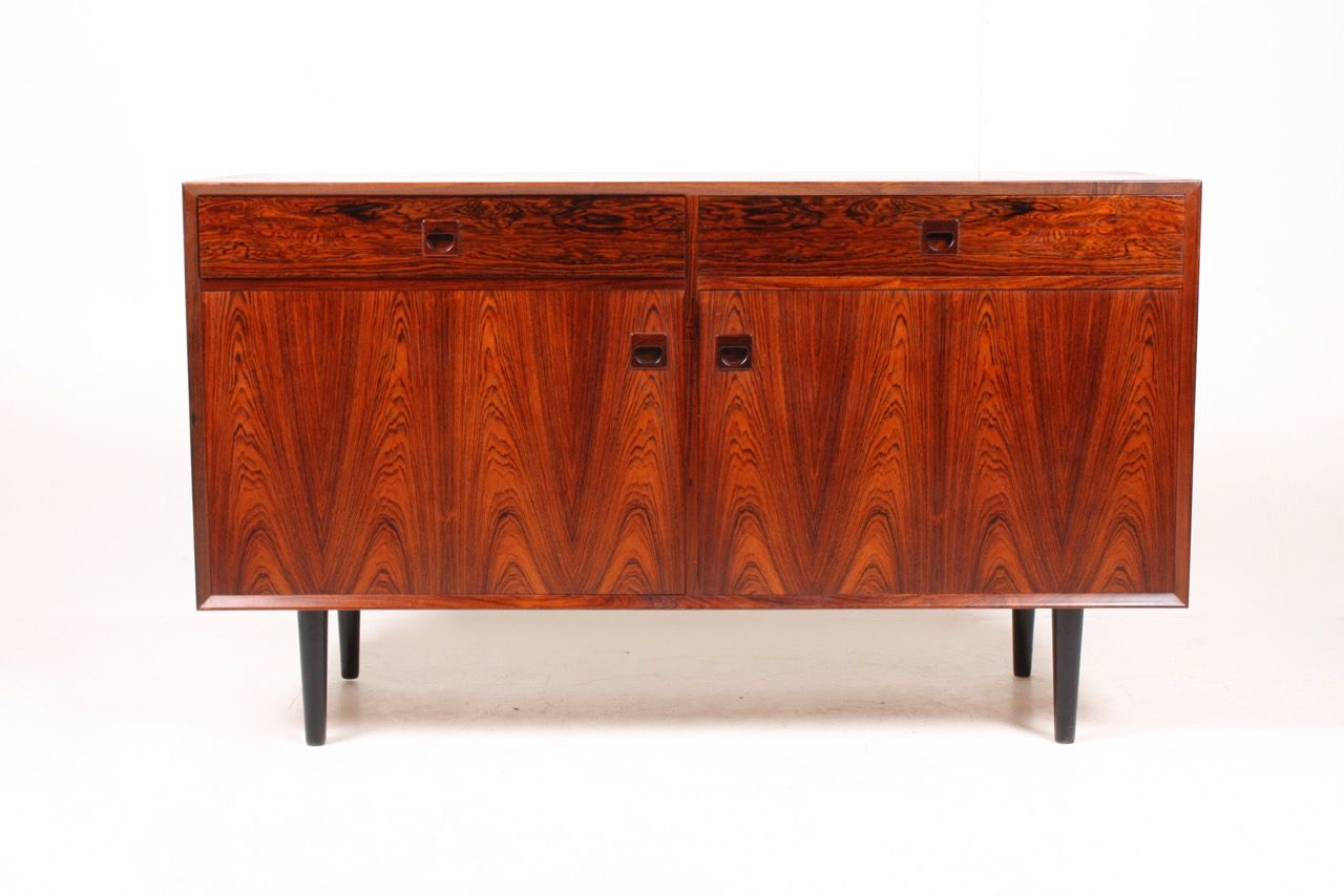 mid century danish rosewood sideboard 1960s for sale at pamono. Black Bedroom Furniture Sets. Home Design Ideas