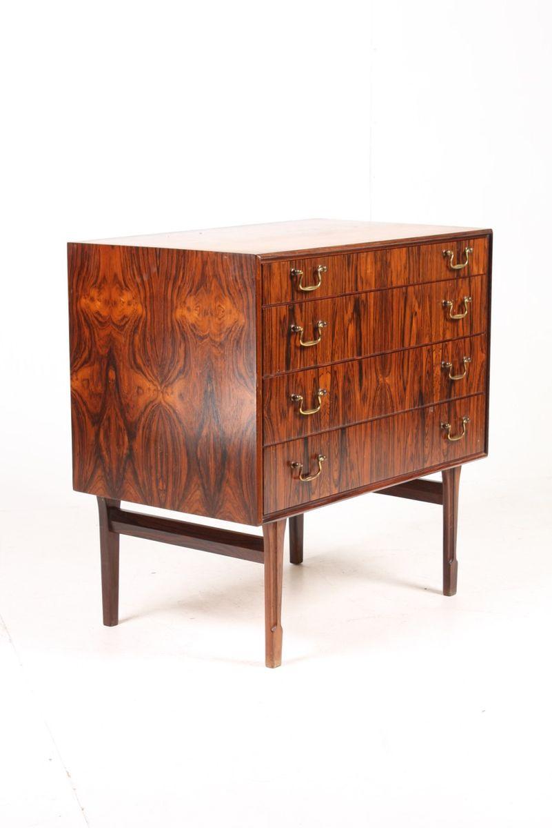 mid century palisander kommode von jason m bler bei pamono kaufen. Black Bedroom Furniture Sets. Home Design Ideas