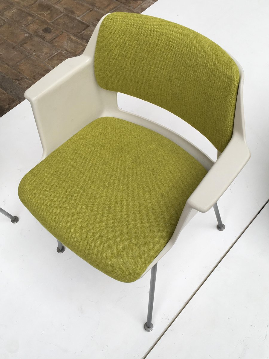 Space Age Furniture Space Age Model 2225 Armchairs By Ar Cordemeijer For Gispen Set