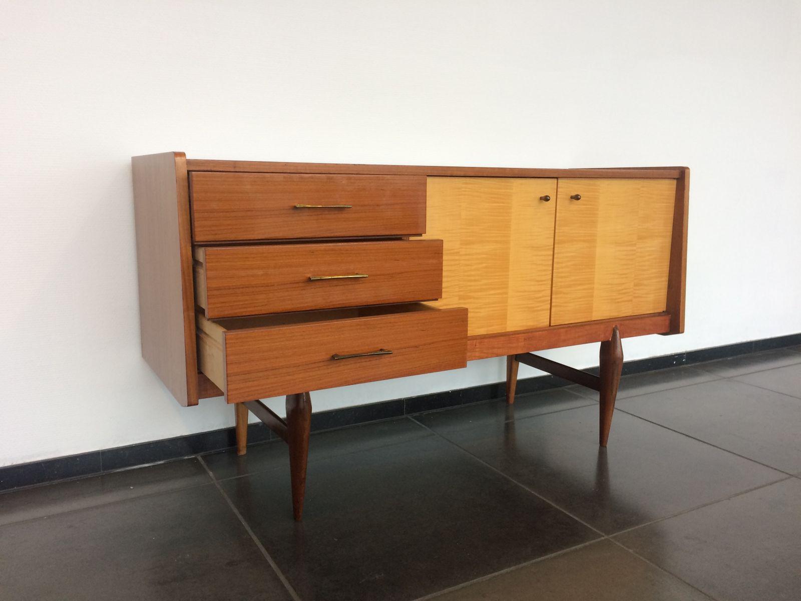 vintage tv sideboard 1960er bei pamono kaufen. Black Bedroom Furniture Sets. Home Design Ideas