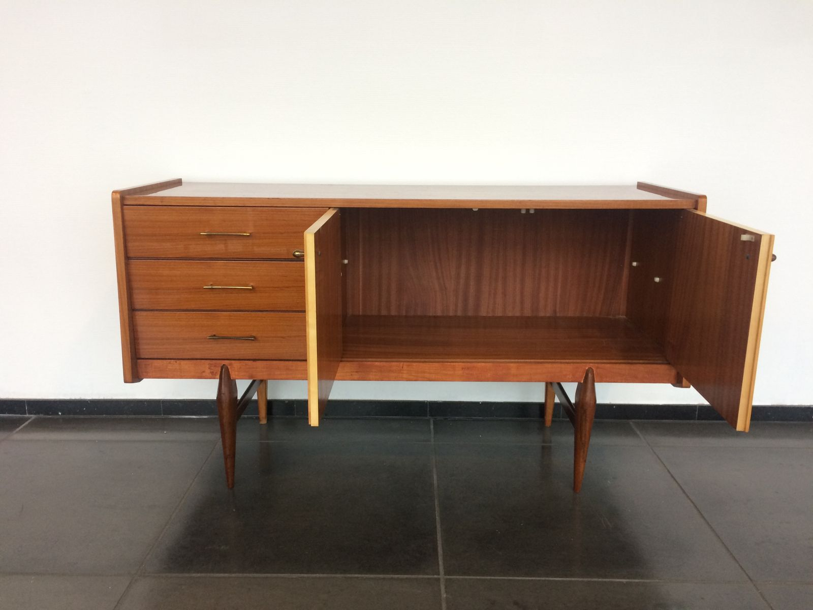 Vintage TV Cabinet, 1960s For Sale At Pamono Vintage Tv Cabinet For Sale