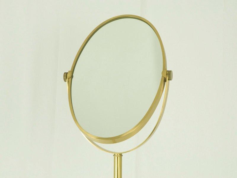 Miroir sur pied italie 1960s en vente sur pamono for Miroir sur pied soldes