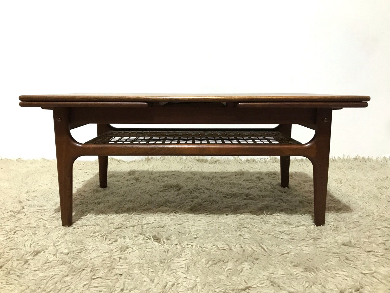 Danish Extending Coffee Table From Trioh 1960s For Sale At Pamono