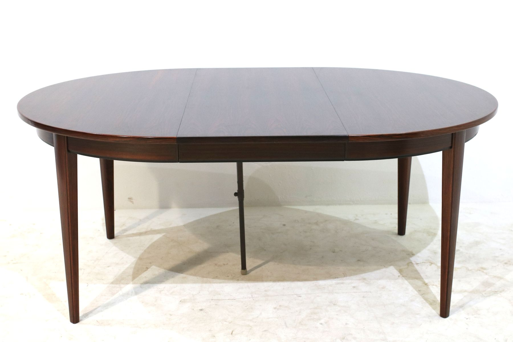 Rosewood Model 55 Dinning Table By Gunny Omann For Omann
