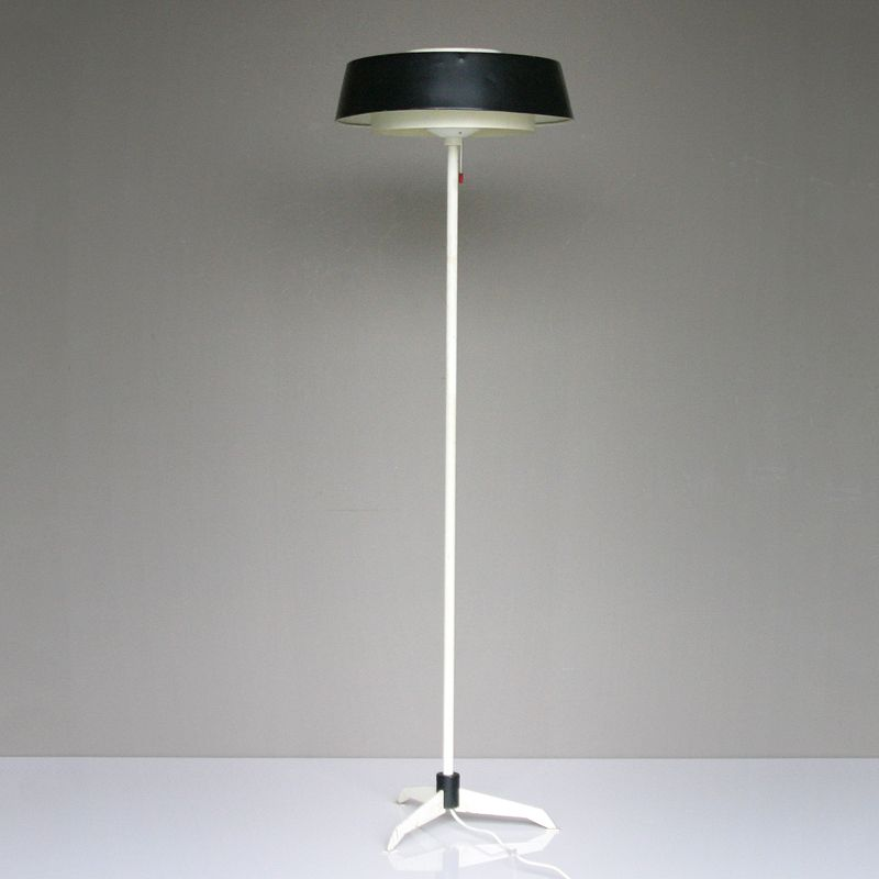 Dutch Floor Lamp From Hiemstra Evolux 1960s For Sale At