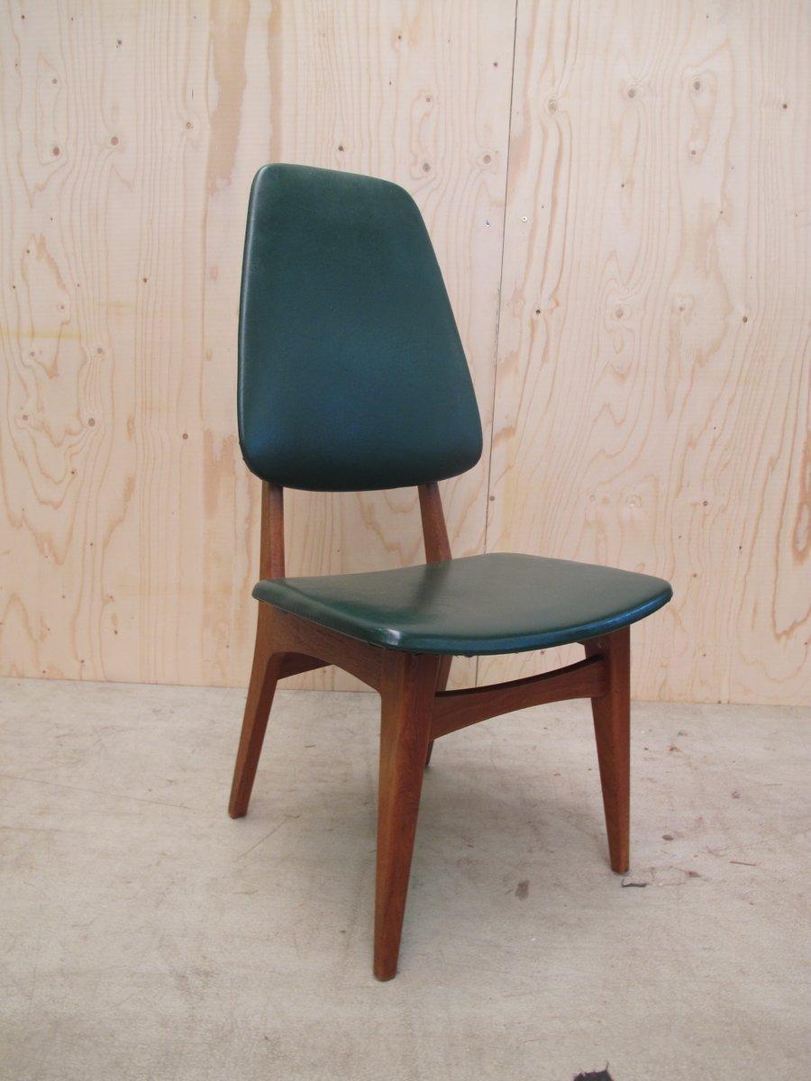 skandinavische vintage teak esszimmerst hle von bruk. Black Bedroom Furniture Sets. Home Design Ideas