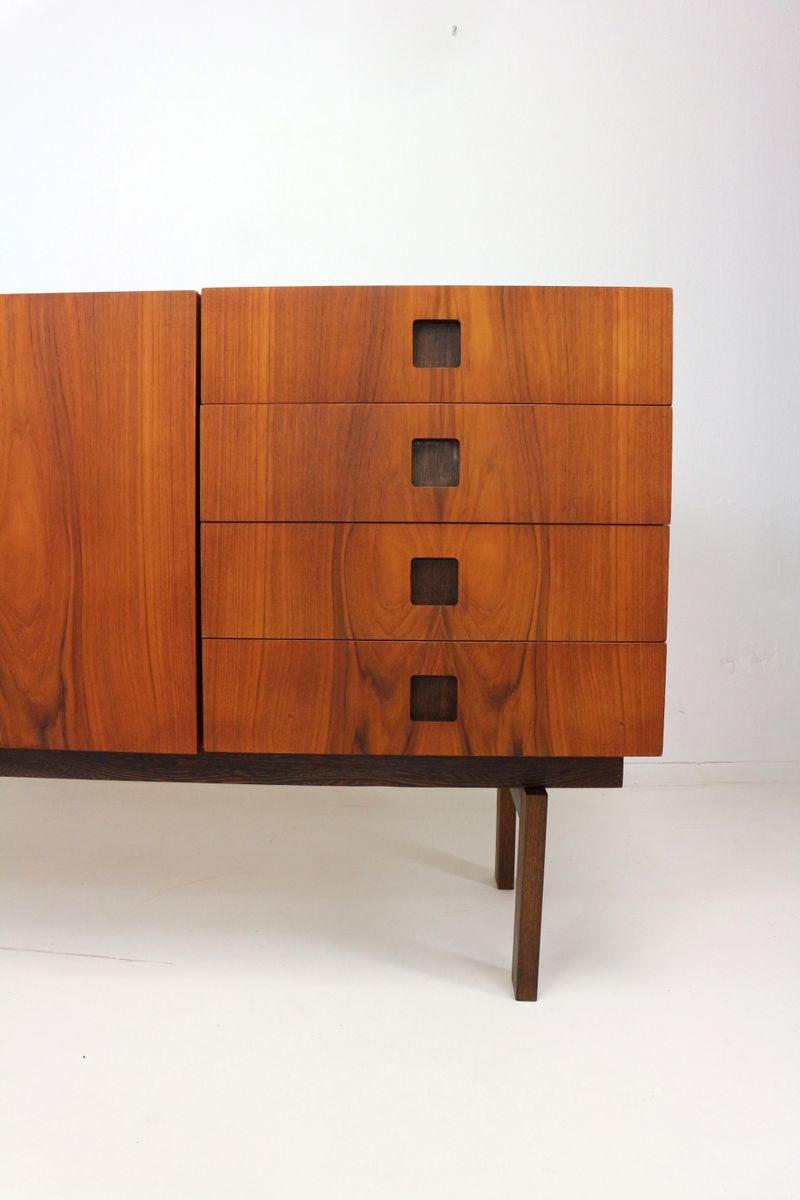 Propos teak and wenge sideboard from hulmefa 1950s for sale at pamono - Sideboard wenge ...