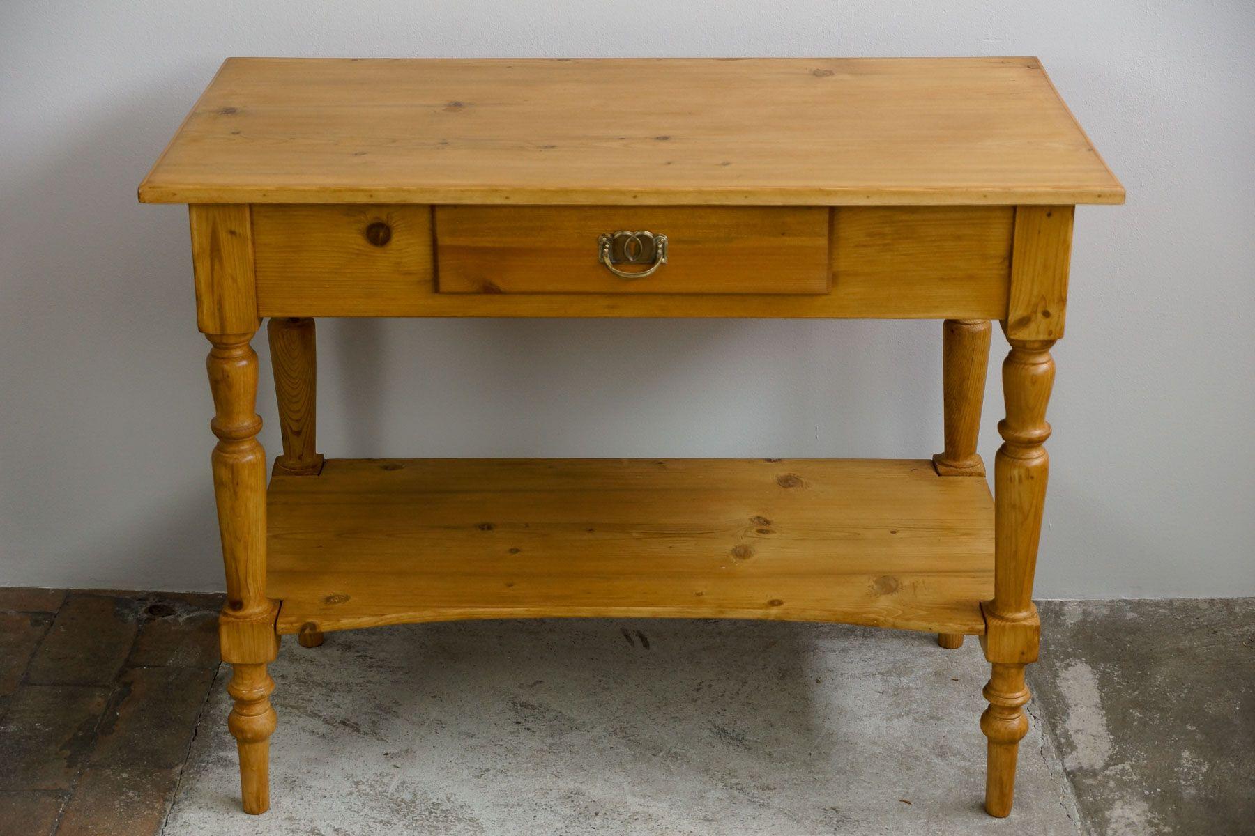 tavolo da cucina gründerzeit antico in legno dolce, inizio xx ... - Tavolo Da Cucina In Legno Antico