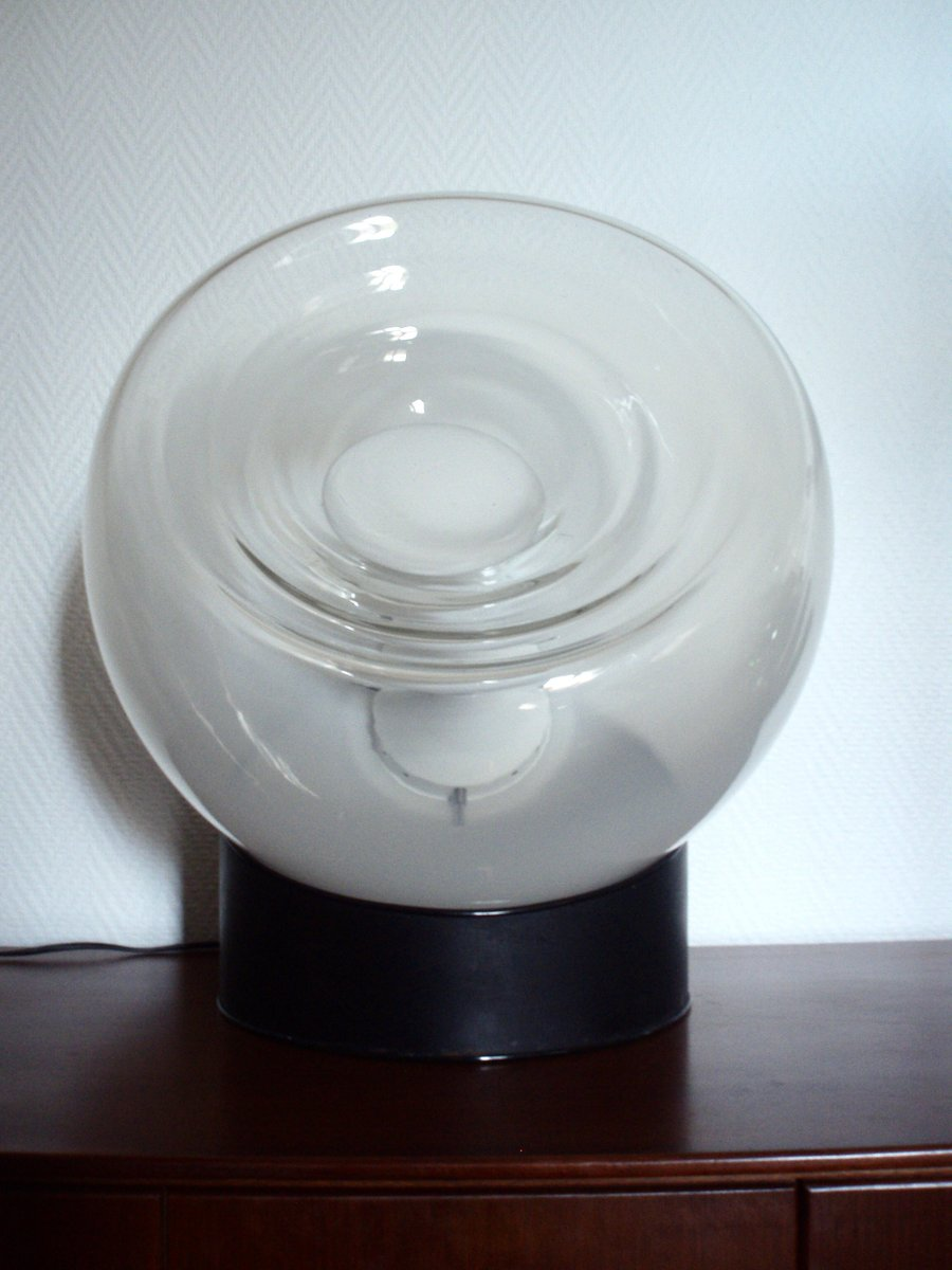 murano glass lamp 1960s for sale at pamono. Black Bedroom Furniture Sets. Home Design Ideas
