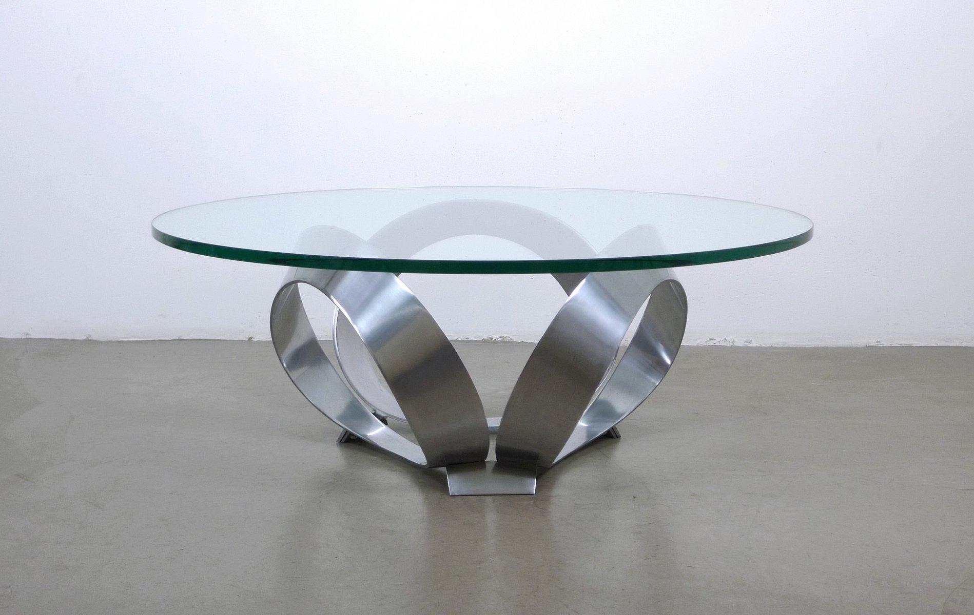 german diamond coffee table by knut hesterberg for ronald schmitt